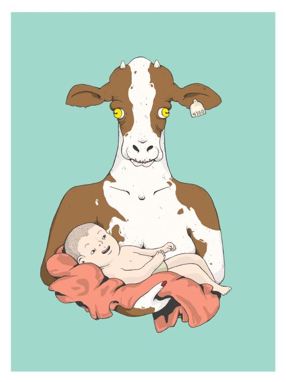 print-vache-mere